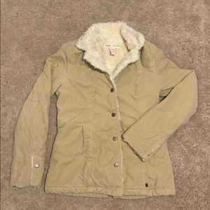 Abercrombie & Fitch Jacket - Medium